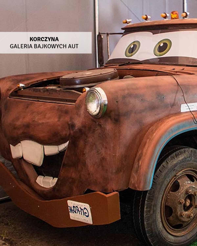 Galeria Samochodów Bajkowych