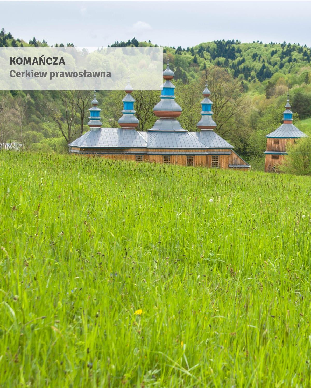 Komańcza cerkiew prawosławna