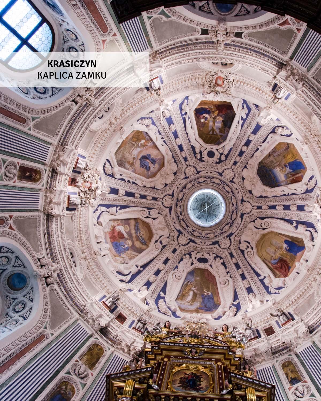 krasiczyn-zamek-zwiedzanie-kaplica-zamkowa