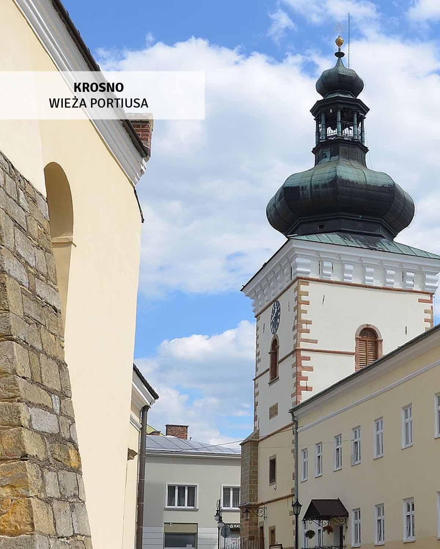 krosno wieża portiusa
