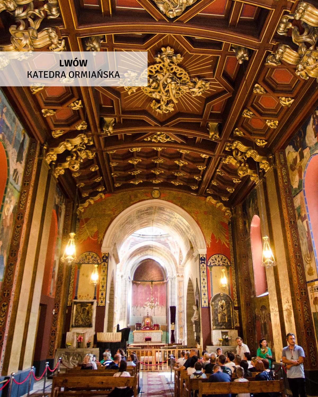 lwow-wycieczki-jednodniowe-katedra ormianska-wnetrze