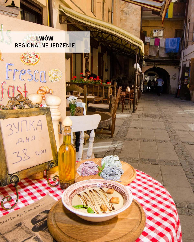 lwow-wycieczki-jednodniowe-regionalne jedzenie