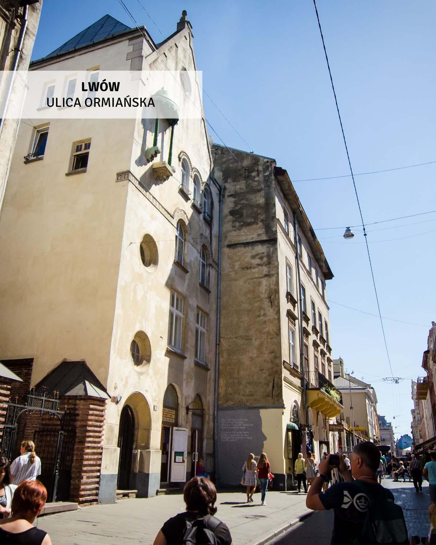 lwow-wycieczki-jednodniowe-ulica ormiańska