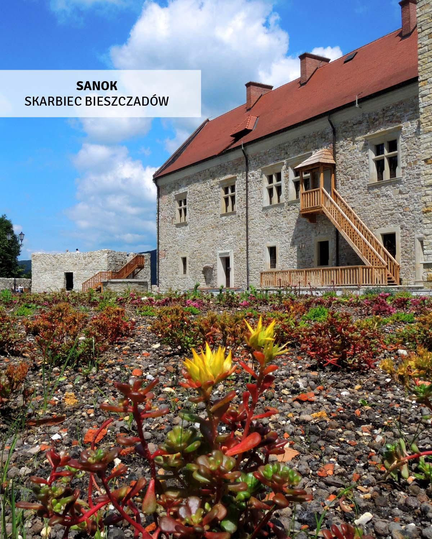 sanok-skarbiec-bieszczadow-wycieczka-bieszczady-zamek