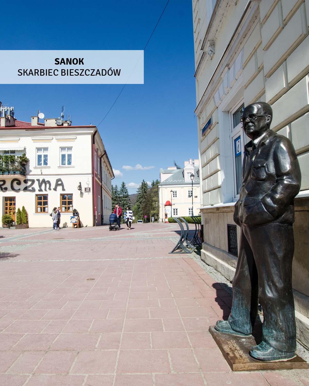sanok-skarbiec-bieszczadow-wycieczka-rynek