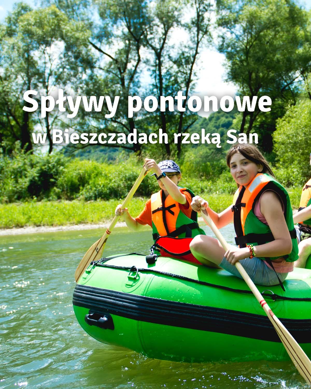 splywy-pontonowe-w-bieszczadach-rzeka-san-okladka
